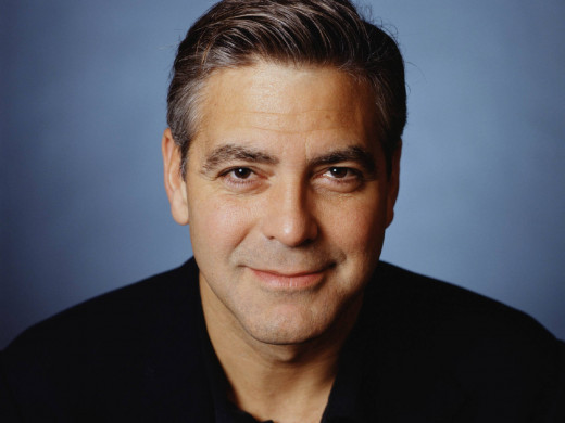 Today everybody follows the popular trend, so  most boys would like to be like a famous man like George Clooney here, or somebody else just as famous, it is one of those things that we the boys like to dream about.