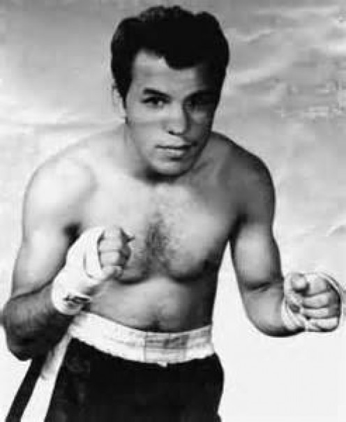 Ralph Dupas is the former junior middleweight champion of the world. He always gave 110% of himself when he entered the prize ring.