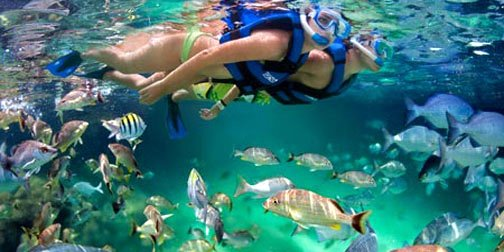 Krabi is a great destination for snorkeling and diving