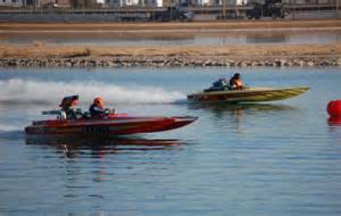 Drag Boat races are very popular and thousands race each year in tournaments.