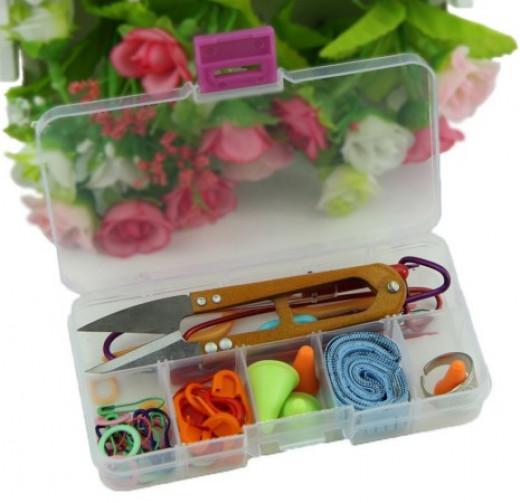 Basic Knitting Tools
