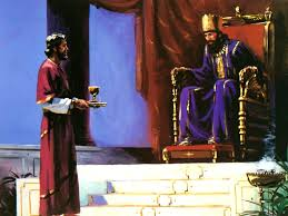 How Can I be Happy ?, Nehemiah asked the king.