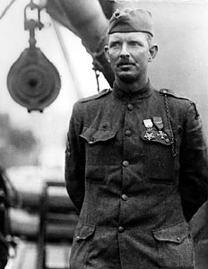 The real Sgt. Alvin York.