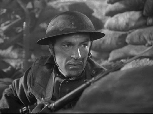 Gary Cooper as York.