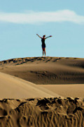 Gran Canaria : The Maspalomas Dunes