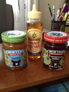 I LOVE Crofters jelly so much that when my store no longer carried it I order it on line!!!