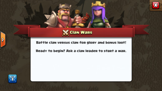 Reap the Rewards of the Clan Wars by Being an Active Team Player!