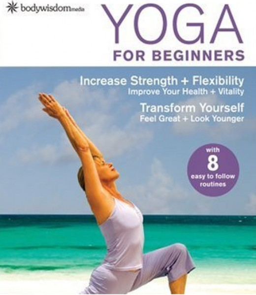 Yoga instructor Barbara Benagh is perfect for those looking to get started.
