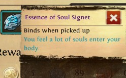 Secrets Of The Soul Signet (Order And Chaos Online)