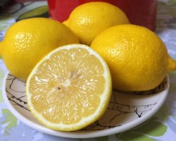 All the Awesome Benefits of Lemons