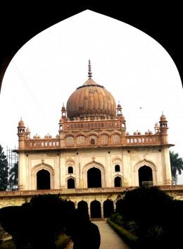 Mausoleum of Nawab Suja-Ud-Daula at Faizabad