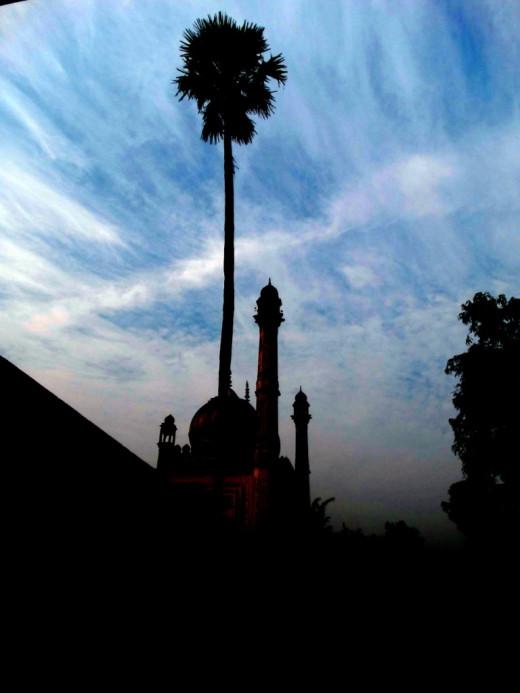 Faizabad silhouette 1