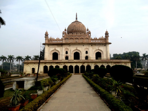 The main tomb 1