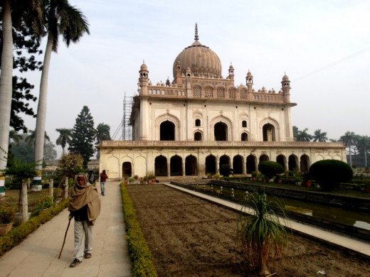 The main tomb 4