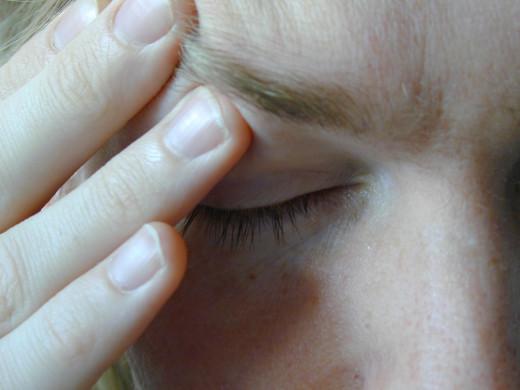 Thrush can give you a severe headache