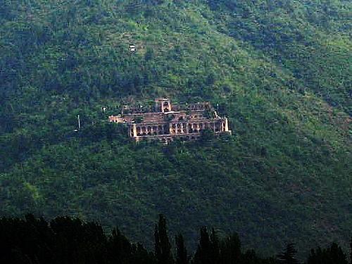 Pari Mahal, Srinagar, Jammu & Kashmir