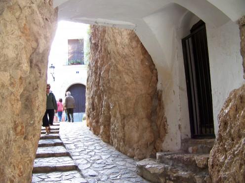 'Portal de San José'
