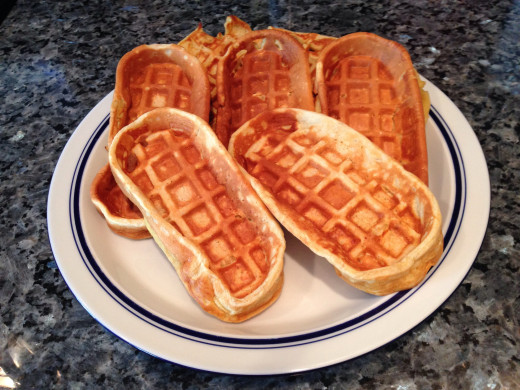 Hearty Winter Waffles