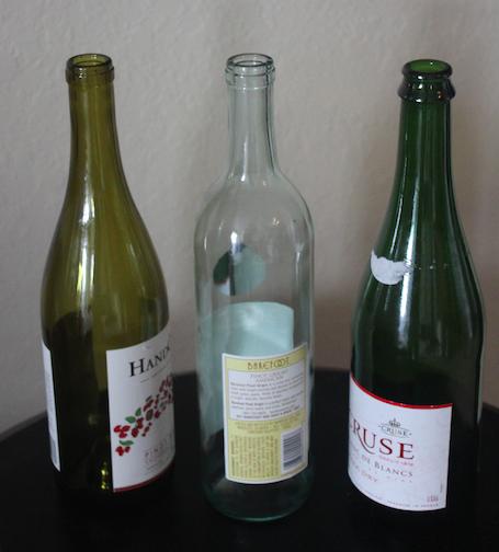 Any bottle will do!