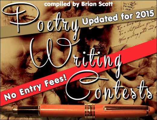 writing contests with cash prizes