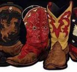 The Love of Western Cowboy Boots