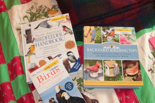 A Great Day Bird Book Hunting