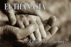 Euthanasia.the ultimate act