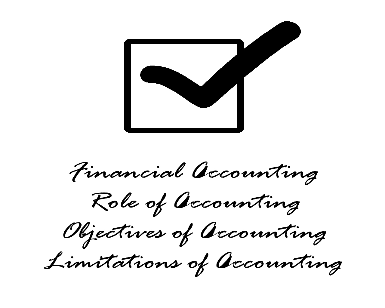 Assignment on going concern in accounting