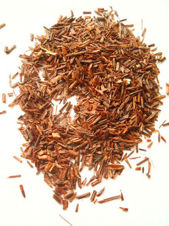Rooibos is one of the ingredients in this tea, and can help promote good sleep.  In the public domain.