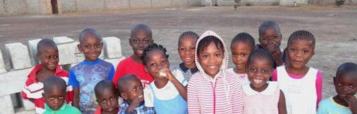 Beautiful Congolese Orphans