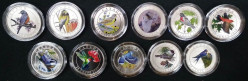 Collect the Birds of Canada Coins