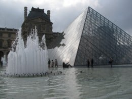 Travel: Le Louvre Art Gallery, Paris