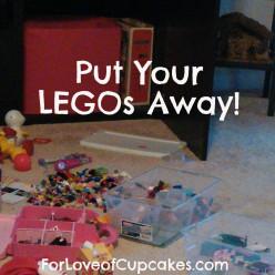 Some Ideas on How to Organize LEGOs