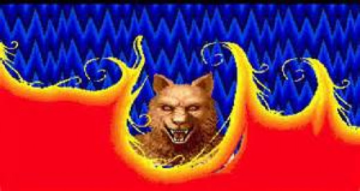 Altered Beast was the first game that came packed with the original Sega Genesis.