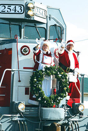 Indiana Railroad has operated its Santa Train for 25 years