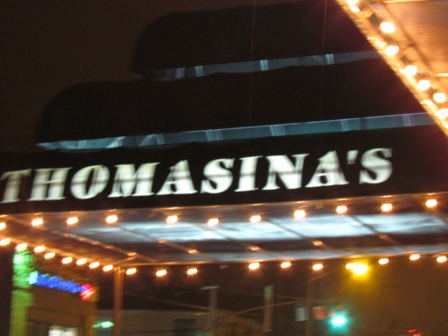 The Formal was held at Thomasina's Catering Hall, 205-35 Linden Blvd., St. Albans, NY.