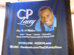 C.P. Lacey, impersonated such major performers as James Brown, Michael Jackson and Marvin Gaye.