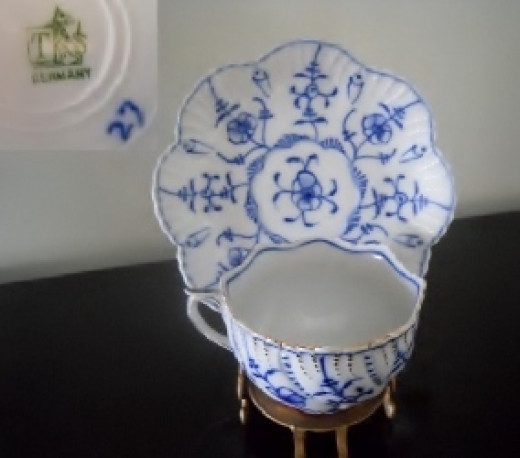Sontag & Maisel Cup and Saucer