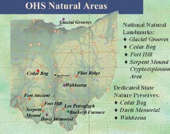Ohio's natural resources.