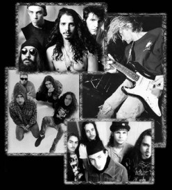 The Lost Music of the Grunge Generation.
