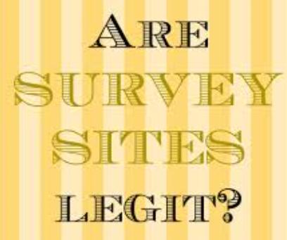 Online surveys for money - legit or scam?