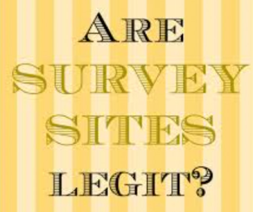 Online surveys for money - legit or scam?
