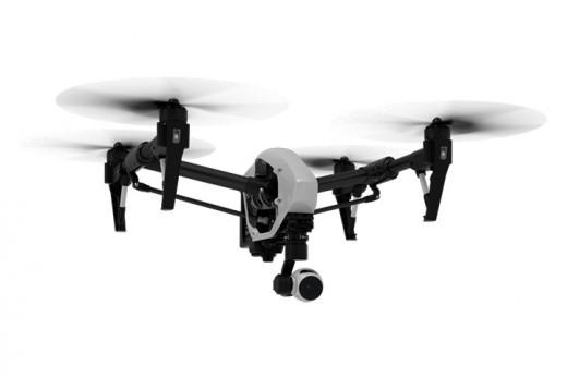DJI's 4K camera drone