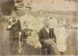 Where can I find a free biography on one of my ancestors?