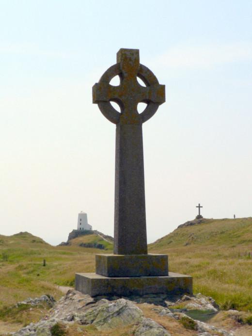 Crosses On Llanddwyn Island