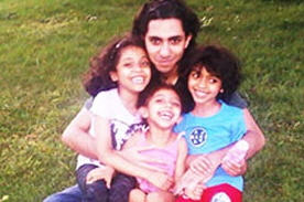 Badawi and kids