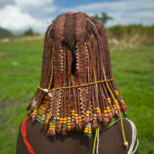 Modern African Hairstyle