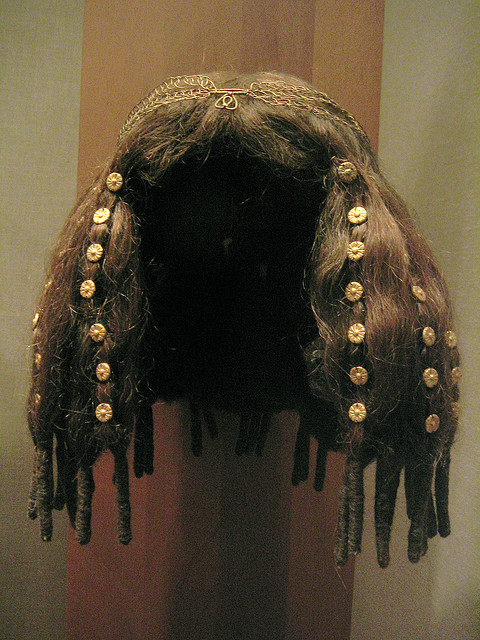 Ancient Egyptian Wig