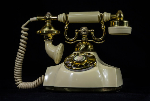 The Rotary Phone