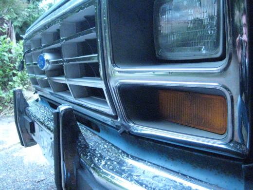 1983 Ford F250 Diesel